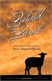 messianic haggadah behold the a scripture based modern messianic passover