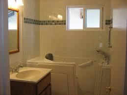 Bath And Shower In Small Bathroom Bathroom After Designers Tight Bath Bathtub Orating Storage