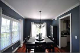 sherwin williams smokey blue u003c3 bright white trim u0026 ceiling