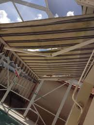Awning Supplier Awning Repairs Before Pictures Awning Contractors U0026 Designers