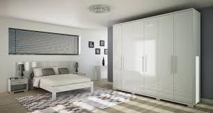 White Gloss Bedroom Mirror Wardrobe Mirror Badaee