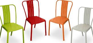chaises cuisine couleur impressionnant chaise couleur pas cher décoration française