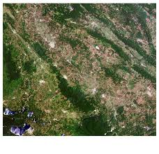 Map Of Chiapas Mexico by Space In Images 2016 11 Chiapas Forest Land Cover Map