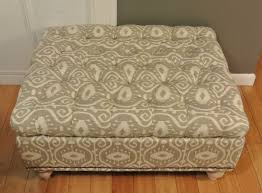 Ikat Storage Ottoman Lovely Ikat Storage Ottoman With 87 Best Ottomans Benches Images
