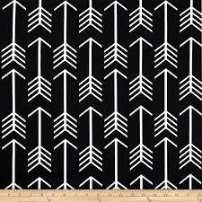 amazon com premier prints arrow black fabric by the yard