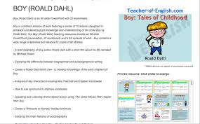 biography an autobiography difference boy roald dahl author sss guides at st stephen s school