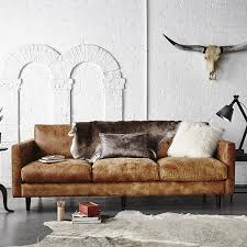 Caruso Outback Leather Sofa Tan Sofas Living Room - Leather chairs and sofas