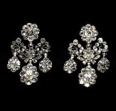 girandole earrings fr girandole earrings image v a about vintage