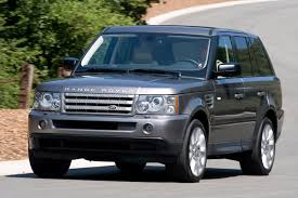 dark blue range rover 2009 range rover sport specifications and features