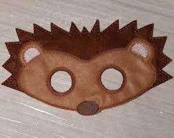 Hedgehog Halloween Costume Hedgehog Costume Etsy