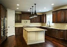 brown kitchen cabinets to white kitchens traditional kitchen detroit by ciot