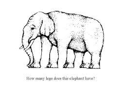 Blind Man And Elephant The Blind Men The Elephant U0026 The Internet