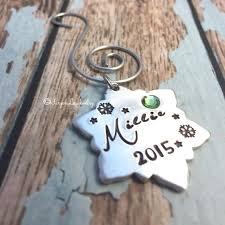 birthstone ornament personalized snowflake birthstone ornament jewelry