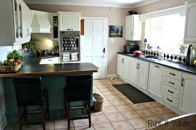 How To Update Old Kitchen Cabinets Old Oak Kitchen Cabinet Update Exitallergy Com