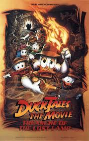 ducktales ducktales the movie treasure of the lost lamp disney wiki