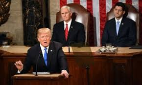 State Of The Union Meme - five things we learned from trump s first state of the union us