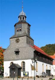 Bad Grund Die St Antonius Kirche Zu Bad Grund