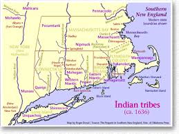 americans and massachusetts bay colony history of