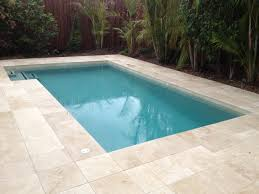 pool garden ideas lovely pool garden ideas with travertine pool floors tiled also