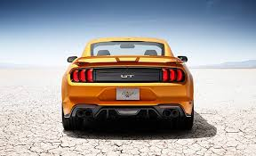 mustang gt fuel economy ford releases 2018 mustang fuel economy numbers car and