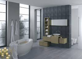 wholesale gray tile for bathroom floor manufacturers in china