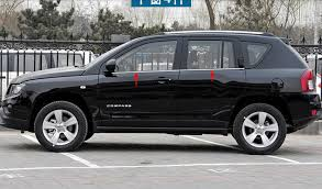 jeep crossover 2015 for jeep compass 2011 2012 2013 2014 2015 stainless steel bottom