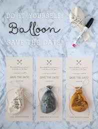 save the date ideas diy 25 diy balloons tricks that will your mind