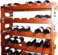 modular wine rack plans beautiful and expandable