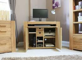 meuble pour ordinateur de bureau meuble rangement ordinateur idées décoration intérieure