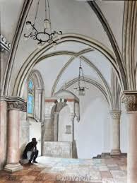 la chambre haute bible artiste peintre christine henry et galerie de tableau décoration