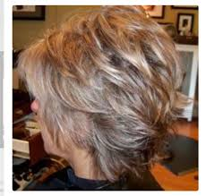 shag hairstyles for older women image result for short shag front and back view hair styles for