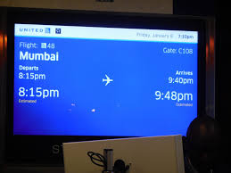 united airlines 777 200 businessfirst chicago mumbai travels