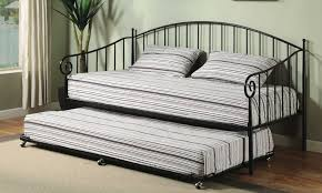 bedroom furniture sets daybed bed frame iron daybed with trundle
