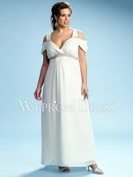 plus size belt beading floor length short sleeve off the shoulder