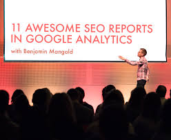 Sample Seo Analysis Report 11 Awesome Seo Reports In Google Analytics Loves Data