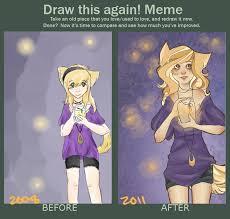 Art Student Owl Meme - redraw meme chorlsea edition by owl bones on deviantart