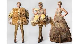 best costume durian dress wins best costume at american pageant