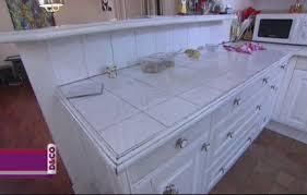 plan de travail cuisine carrel peindre carrelage cuisine plan de travail élégant photos repeindre