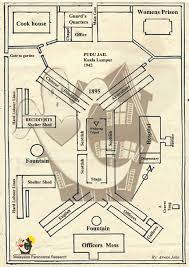 Mystery Shack Floor Plan by Malaysian Paranormal Research Journal Return To The Pudu Prison