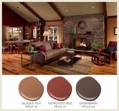 colorfully behr color of the month terracotta