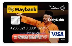 Design My Debit Card Maybank Picture Debit Card Review