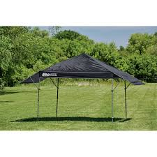 Canopy Trash Can by Quikshade Summit Canopy 10 Ft W X 17 Ft Gazebos And Canopies