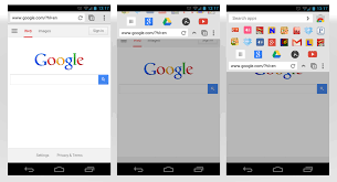 android apps in chrome chrome apps on android concept viewout