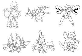 pokemon 119 video games u2013 printable coloring pages