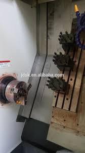 8 position cnc lathe high precision machine fanuc cnc machine