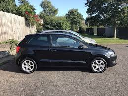 vw polo moda 2010 black manual low mileage in tunbridge wells