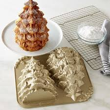 nordic ware fall cakelet pan add an autumnal finish to an