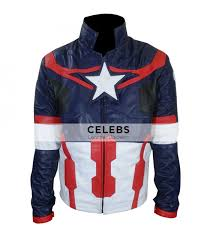 ultron costume age of ultron chris captain amercia jacket