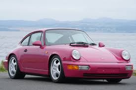 porsche ruf for sale 1992 porsche carrera rs 964rs silver arrow cars ltd