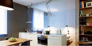 separation de cuisine en verre séparer sans cloisonner toutes nos solutions de meubles cloisons